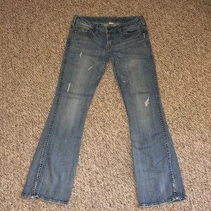 Sliver jeans